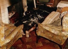 Spontaneous Human Combustion 5
