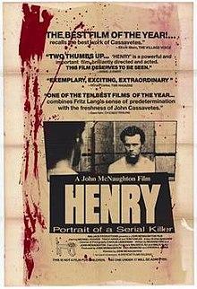 HENRY; PORTRAIT OF A SERIAL KILLER