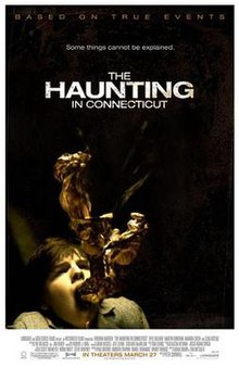 THE HAUNTING IN CONNETICUT